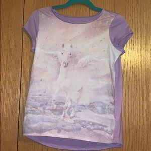 "Jessica Simpson ""Collectible"" unicorn t-shirt!"